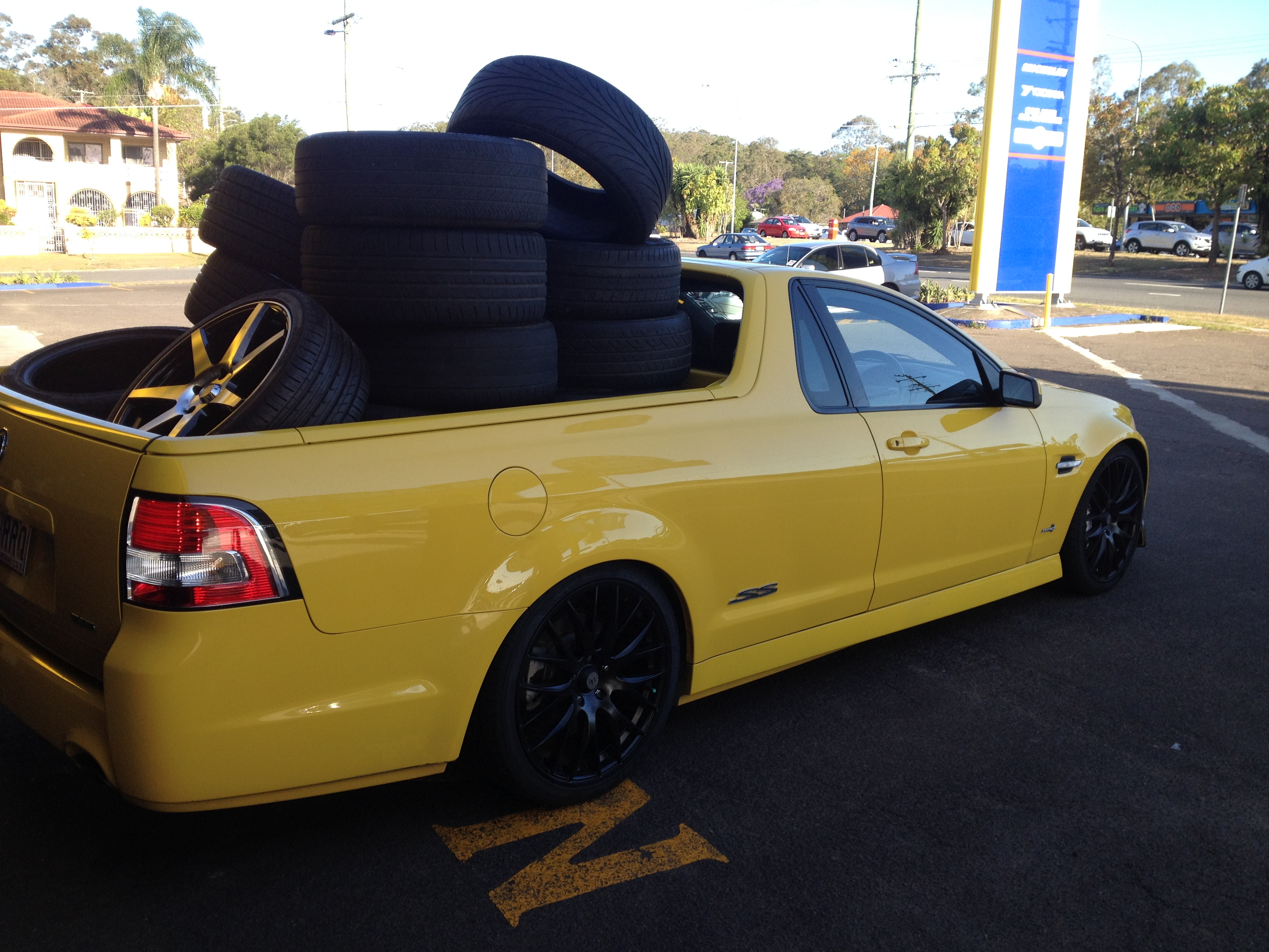 2011 Holden Ute SS-V Redline VF | Car Sales QLD: Fraser Coast #2620360