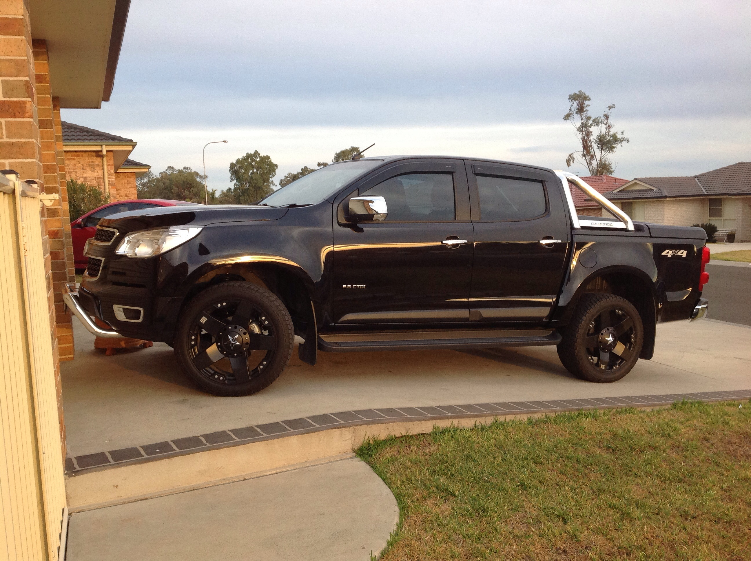 2012 holden colorado ltz 4x4 rg car sales nsw north west 2453061. Black Bedroom Furniture Sets. Home Design Ideas