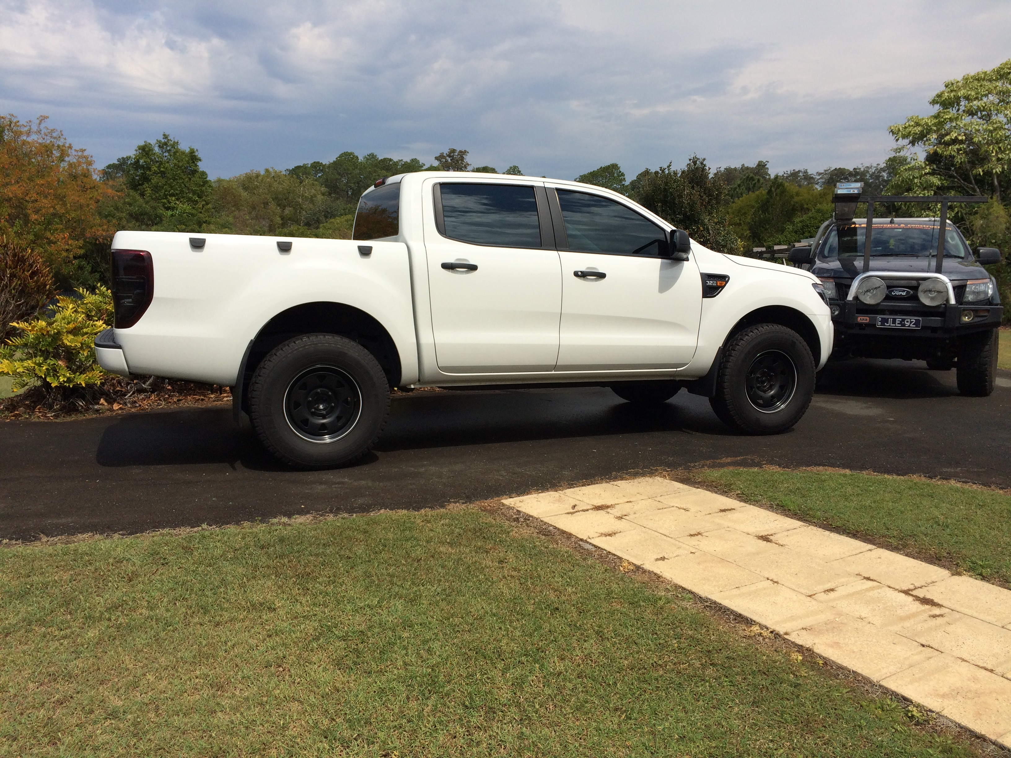 2015 ford ranger 3 2 xl plus 4x4 px car sales qld sunshine coast 2905545. Black Bedroom Furniture Sets. Home Design Ideas