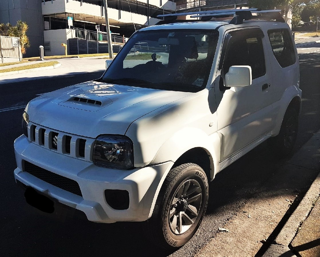 2015 suzuki jimny sierra 4x4 car sales qld ipswich 3053176. Black Bedroom Furniture Sets. Home Design Ideas