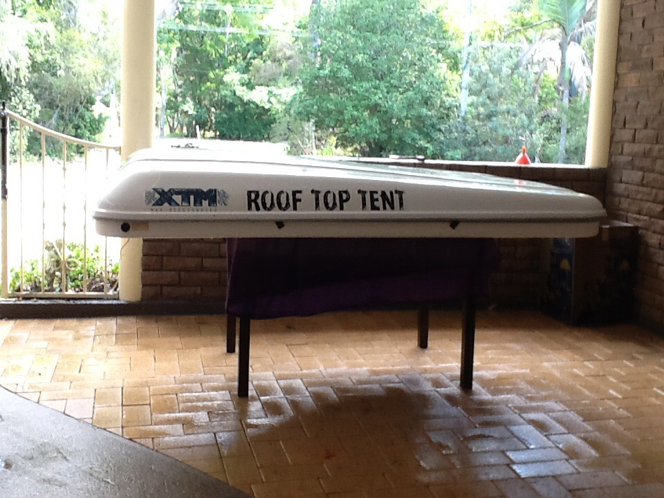 Xtm Rooftop Tent For Sale Qld Brisbane 2932248