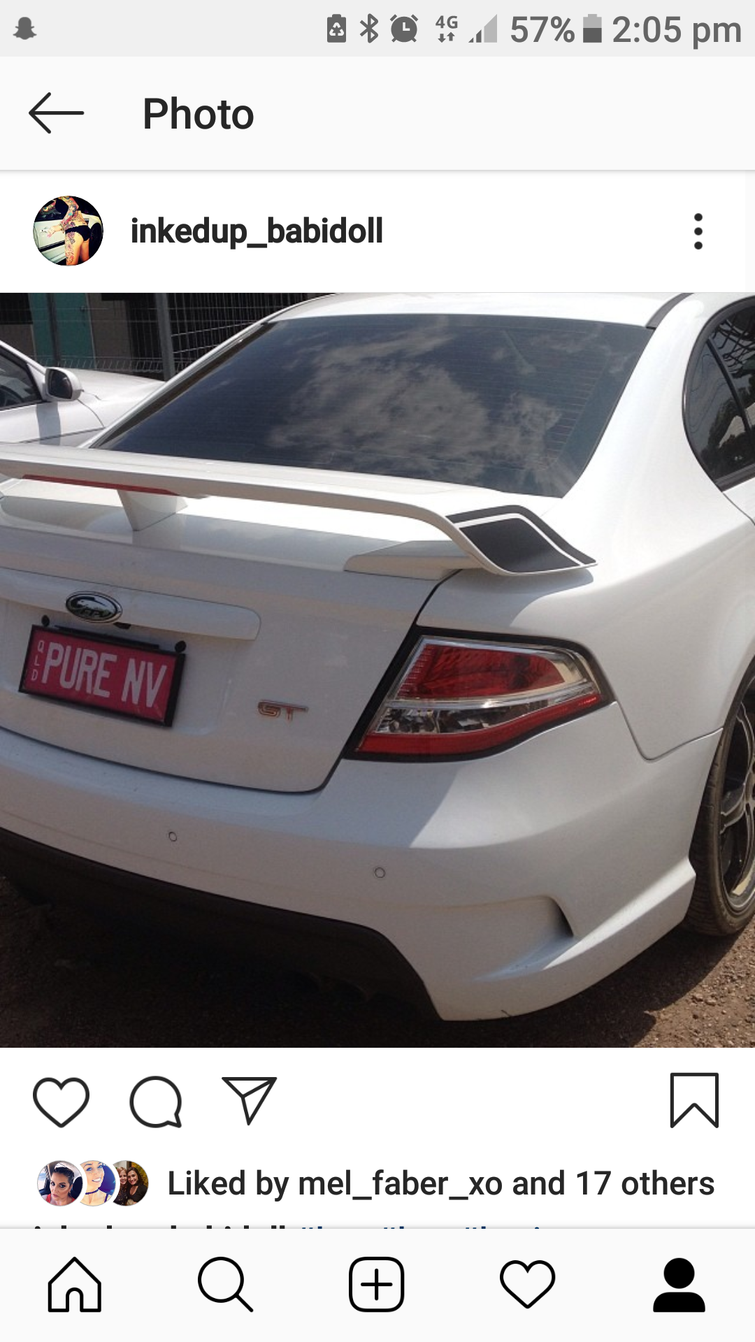 One of a Kind, PURE NV EYE Catching Personalised Plates