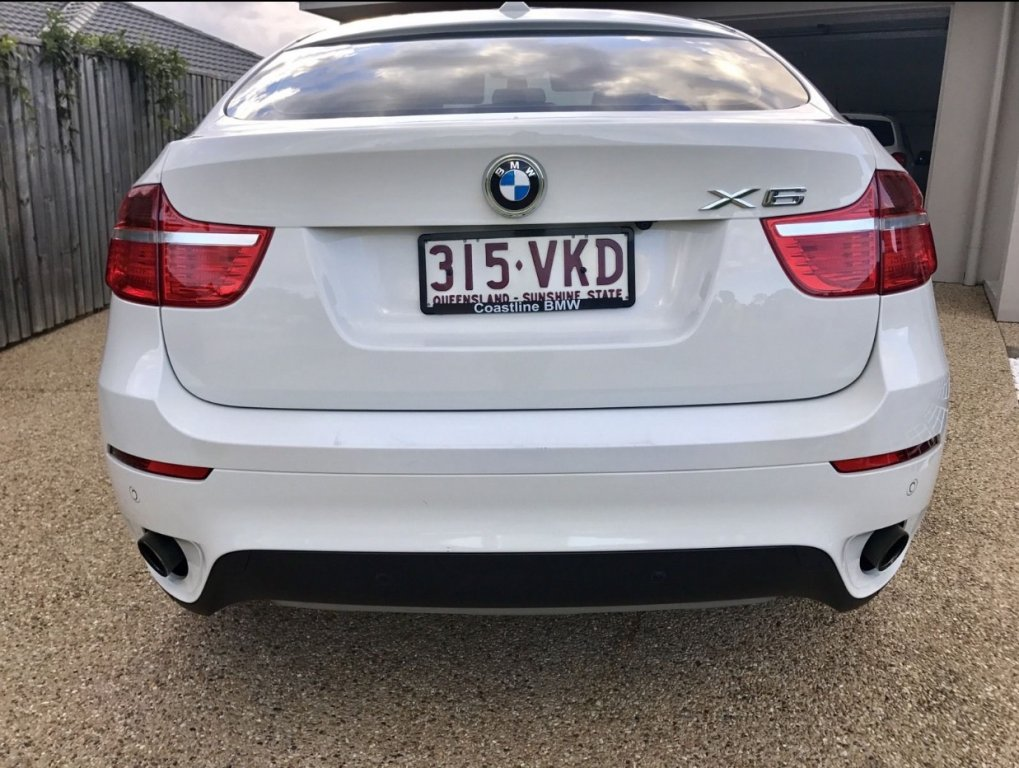2012 BMW X6 Xdrive 30D E71 MY12