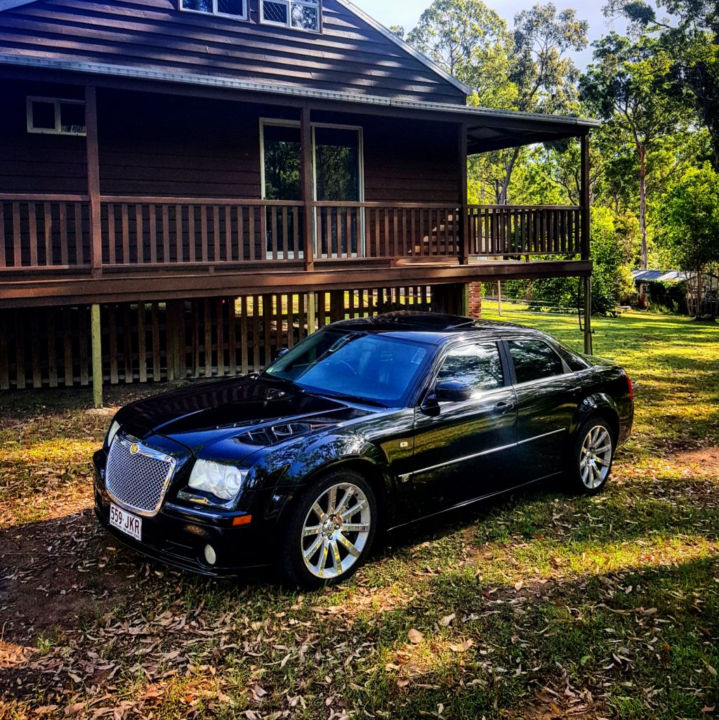2007 Chrysler 300c SRT8 LE MY08