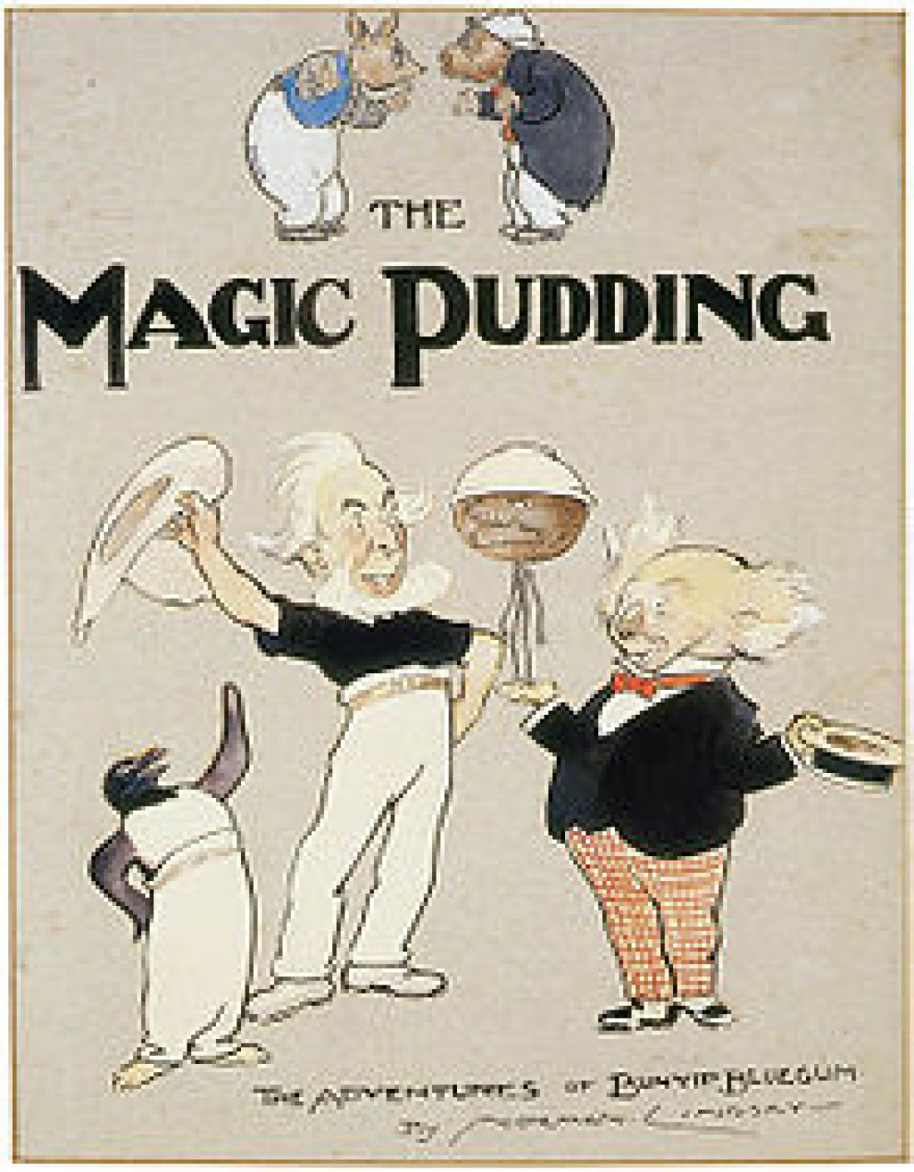 The Magic Pudding DVD Movie