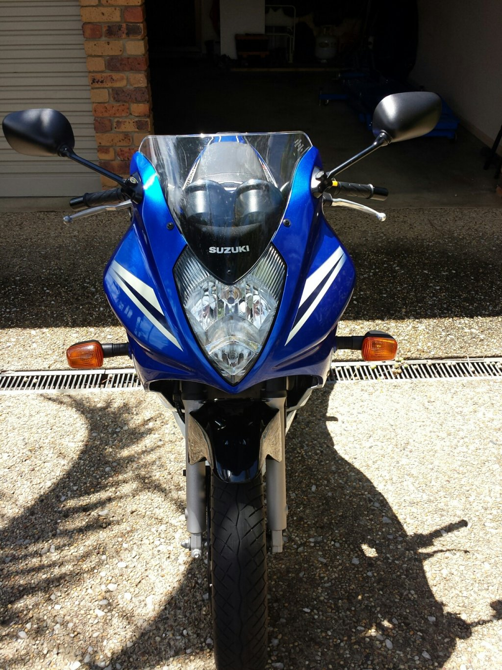 2007 Suzuki GS500F (Full Fairing)