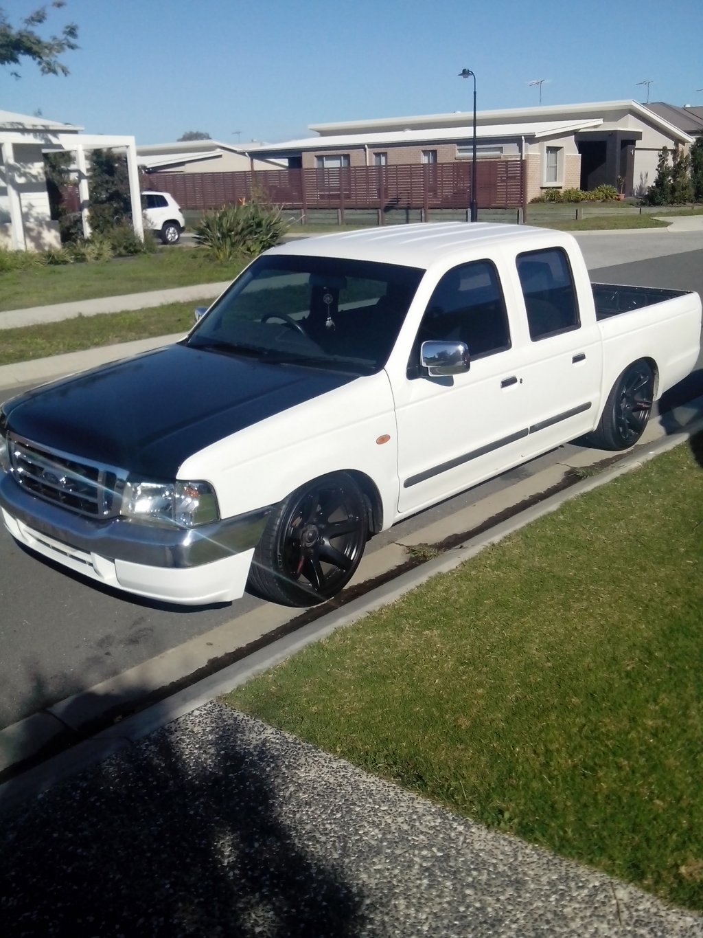 2004 Ford Courier XL PG