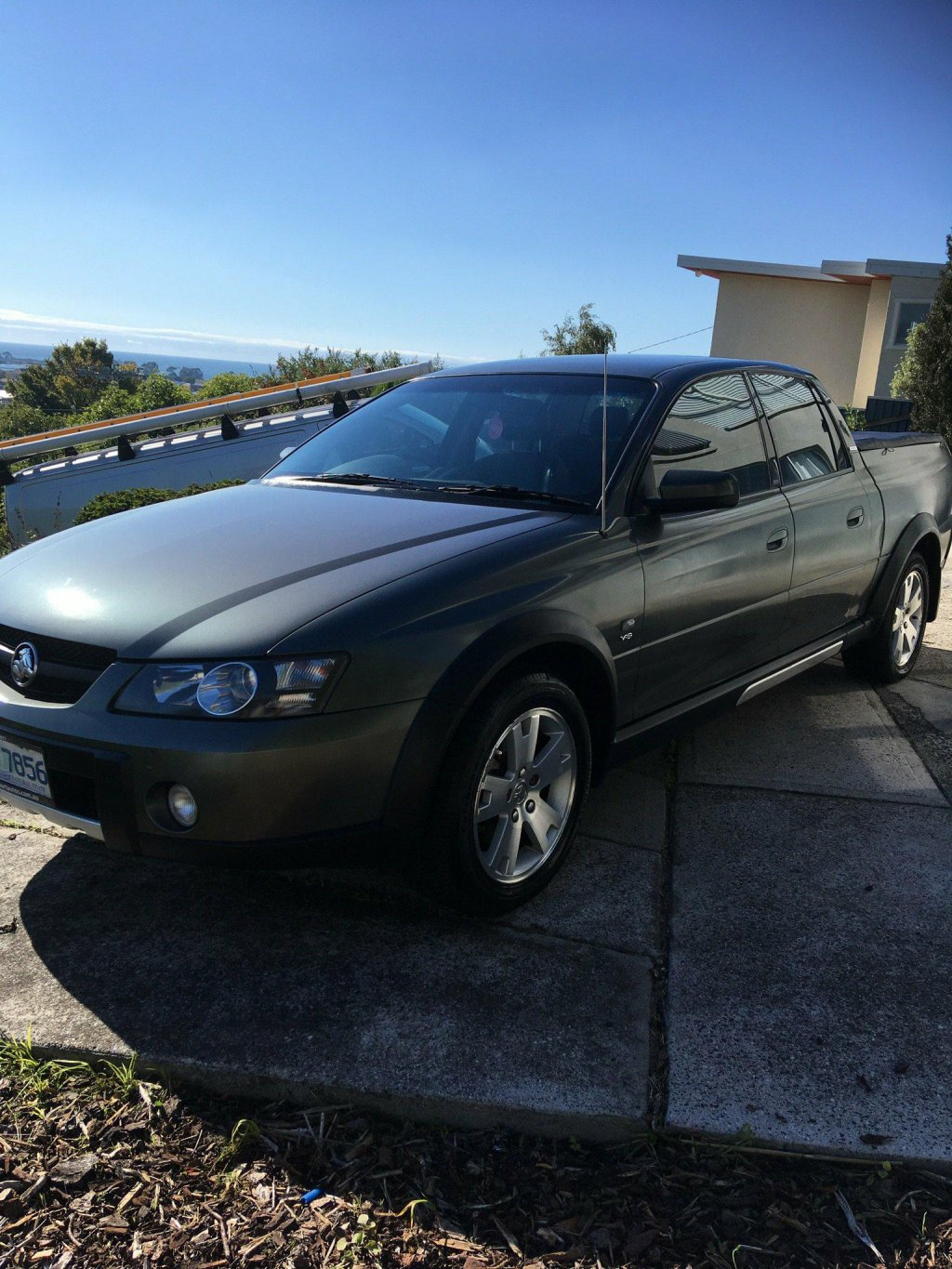2004 Holden Crewman Cross 8 VYII