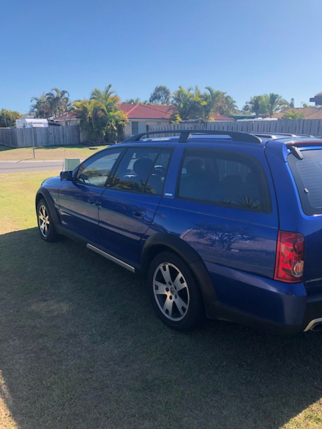 2006 Holden Adventra CX6 VZ MY06 Upgrade