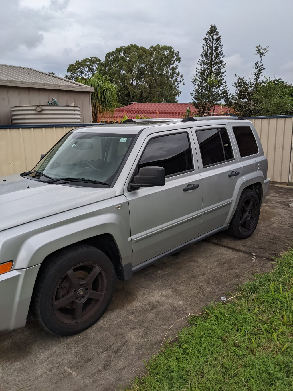 2008 Jeep Patriot Sport MK