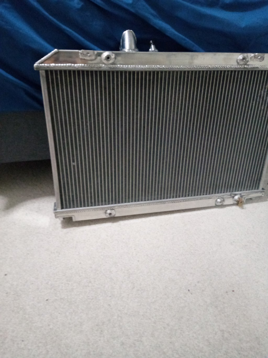 RX8 Alloy Radiator