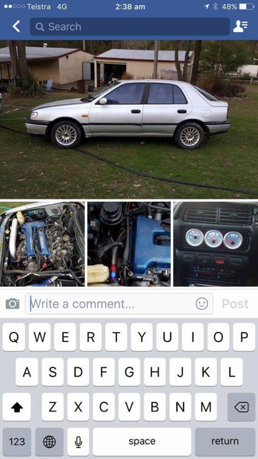 Nissan Pulsar S For Sale On Boostcruising It S Free And