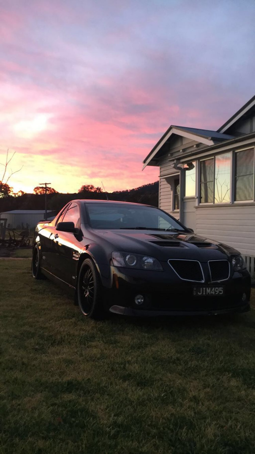 2009 Holden Commodore SS-V SE VE MY10