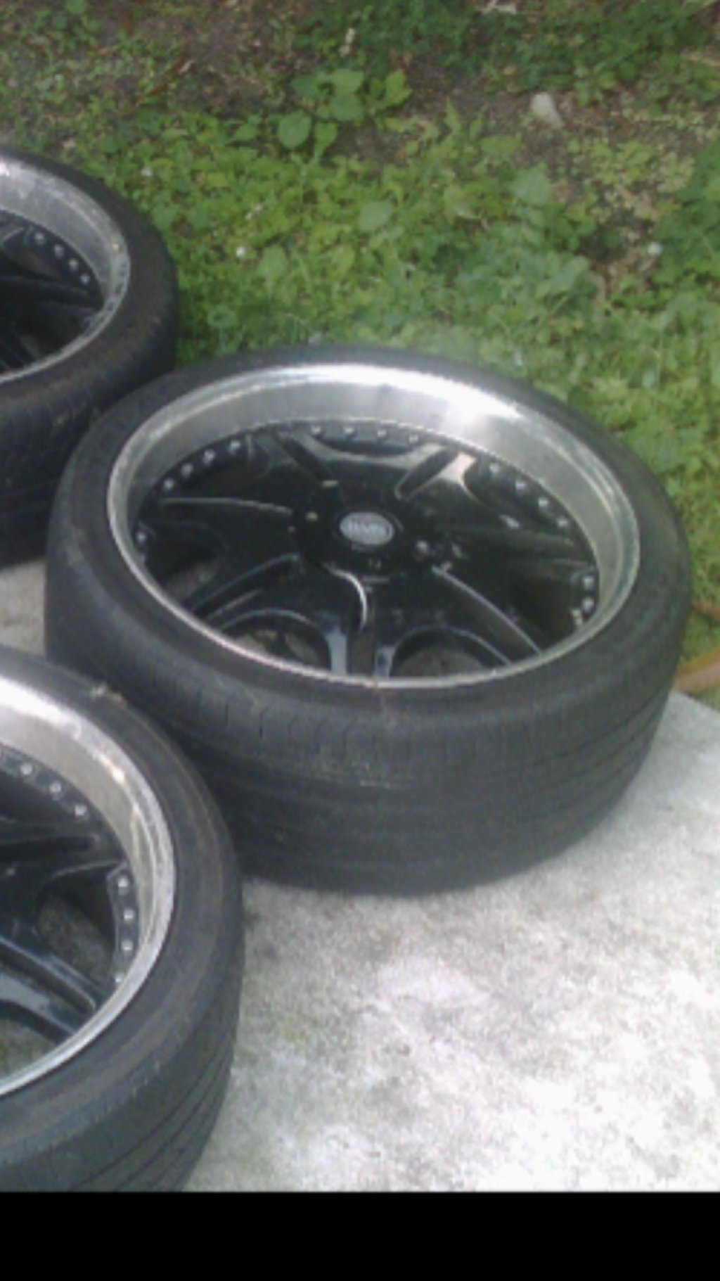 22â€â€� Wheels and Tyres