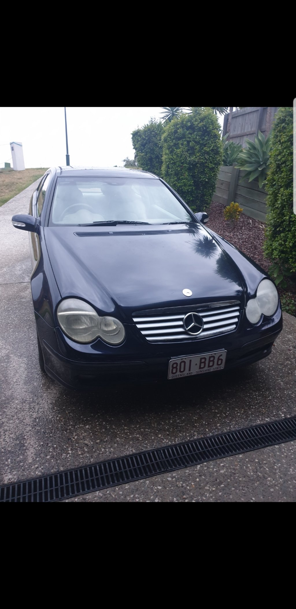 2002 Mercedes-benz C180 Kompressor