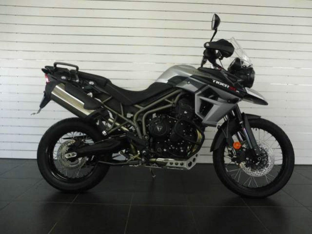 2017 Triumph Tiger 800 XCX Low Dual Purpose Adventure