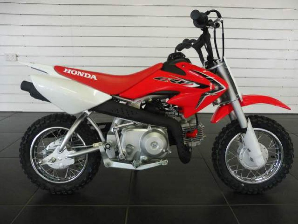 2017 Honda CRF50F Mini Bike CRF
