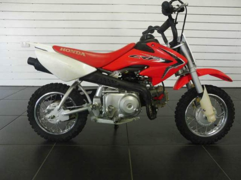 2014 Honda CRF50F Mini Bike CRF