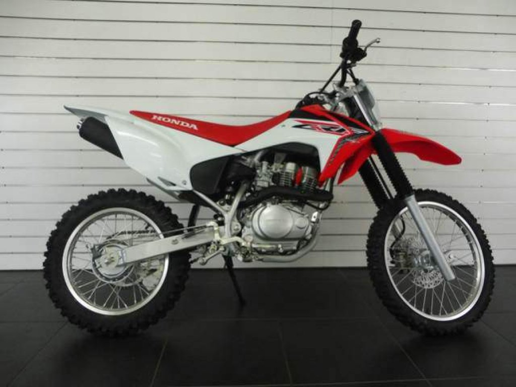 2018 Honda CRF150F Mini Bike CRF