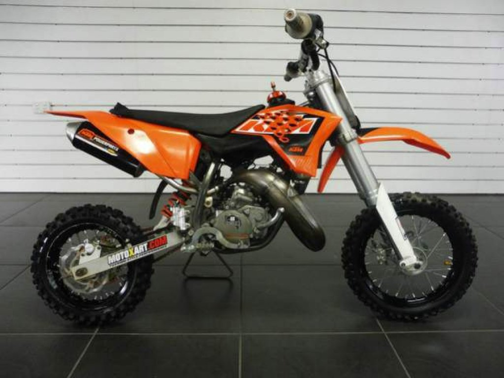 2015 KTM 50 SX Mini Bike Sport Minicycle