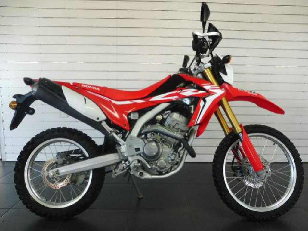 2017 Honda CRF250L Dual Purpose CRF