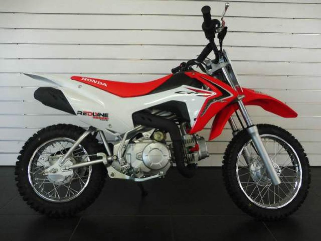2018 Honda CRF110F Mini Bike CRF