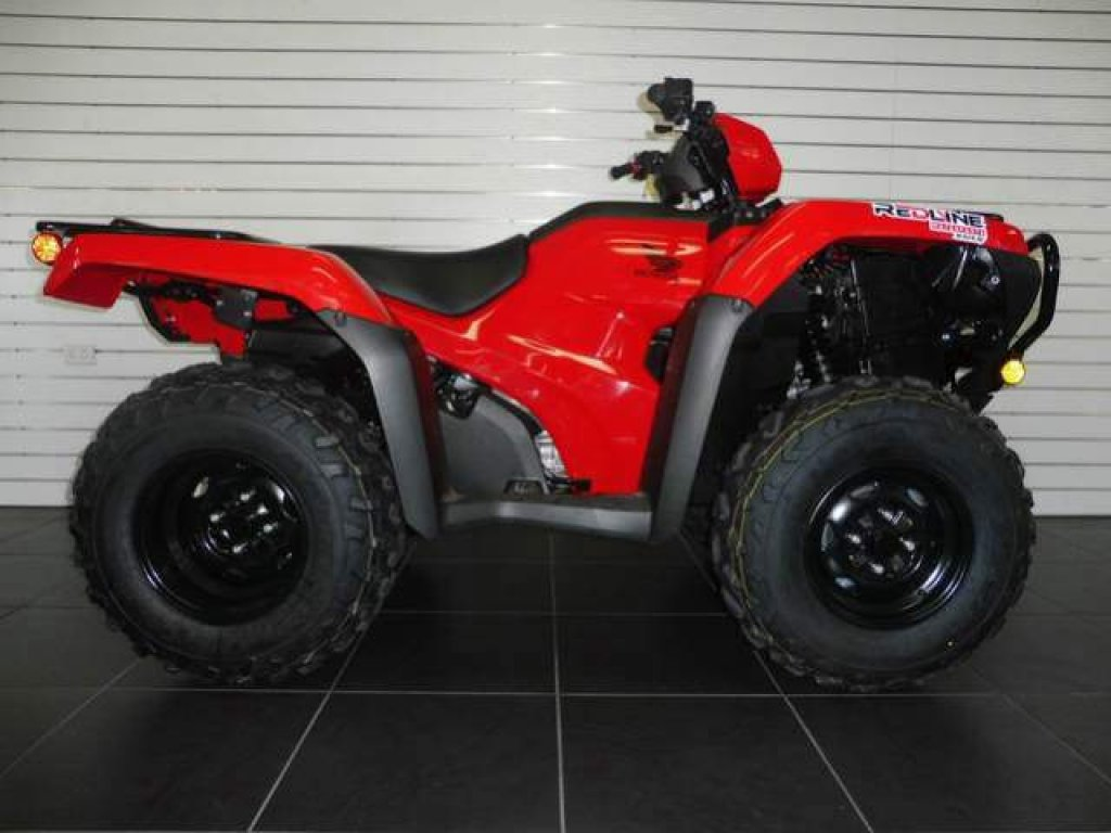 2018 Honda Trx500fm2 ATV Farm TRX Manual