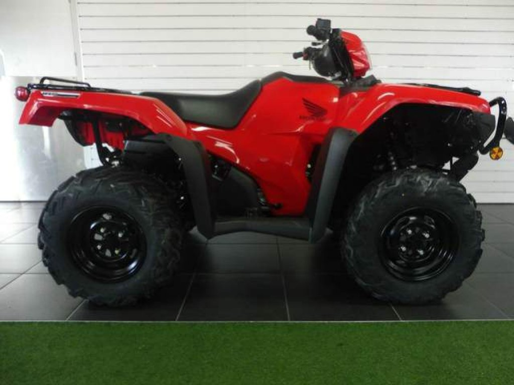 2018 Honda Trx500fm6 ATV Farm TRX Manual