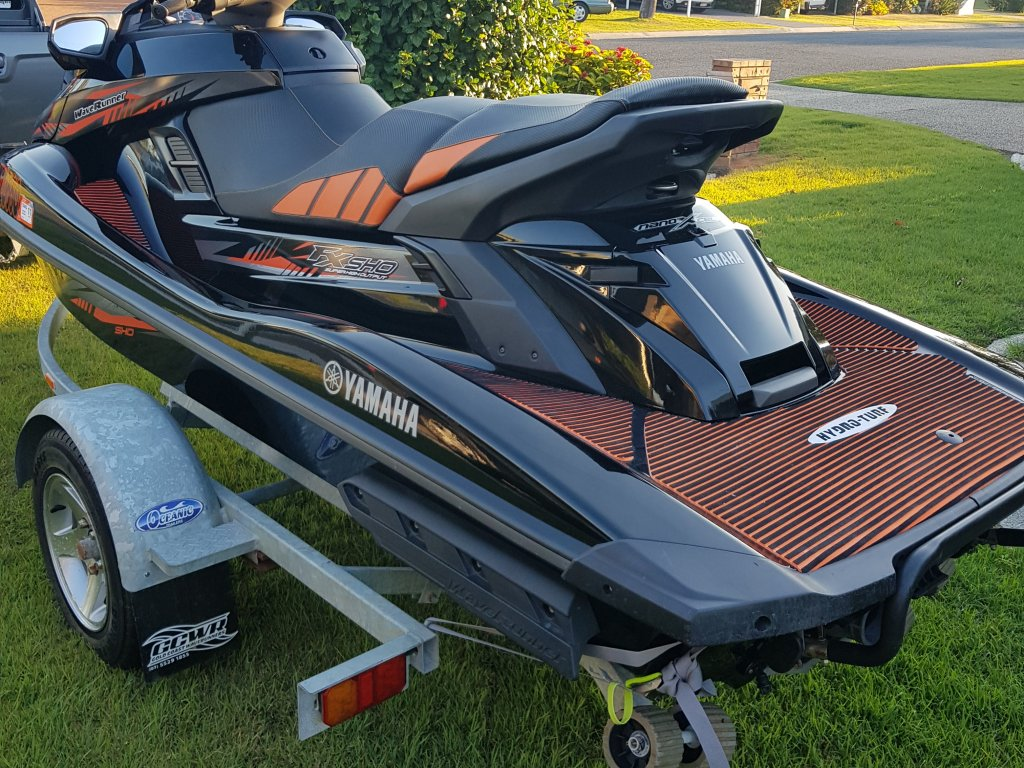 2012 Yamaha WAVE Runner
