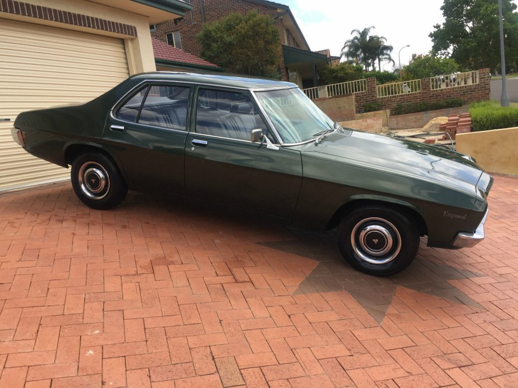 1973 Holden Kingswood