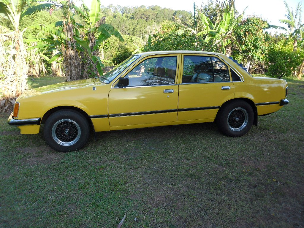 1981 Holden Commodore