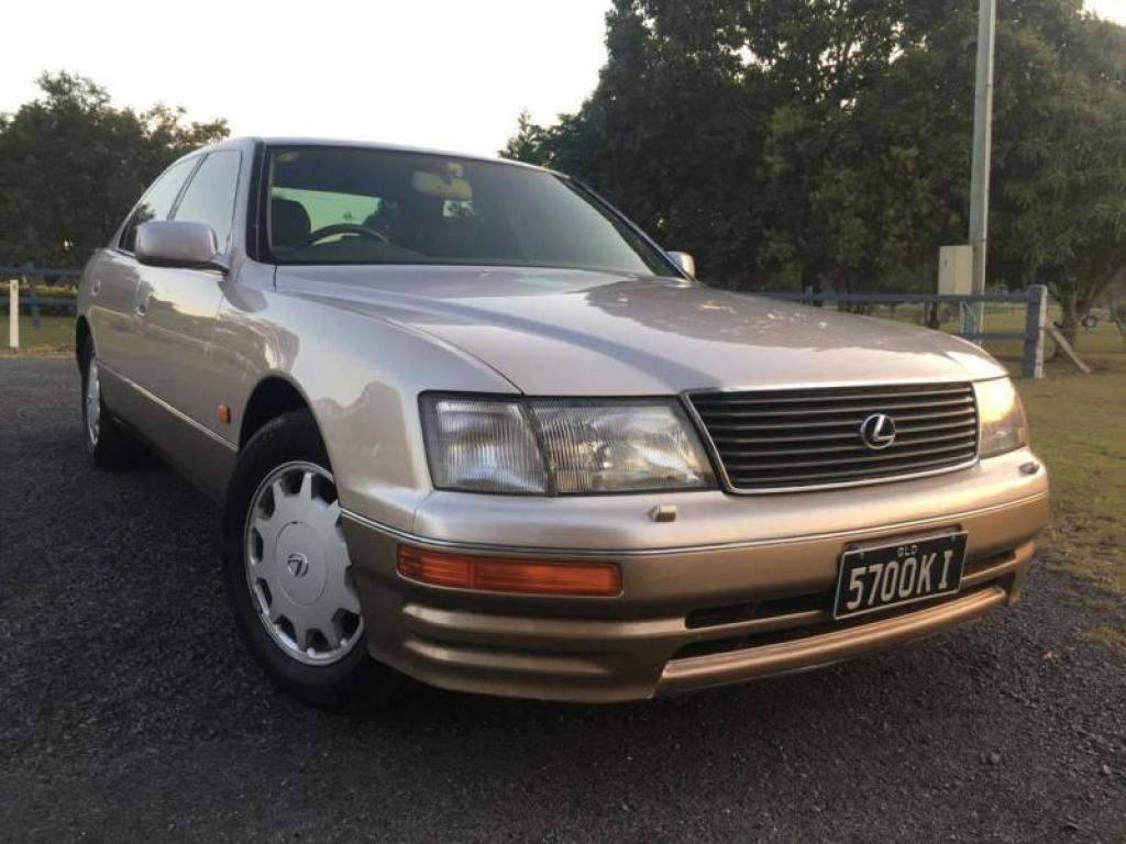 1996 lexus ls400