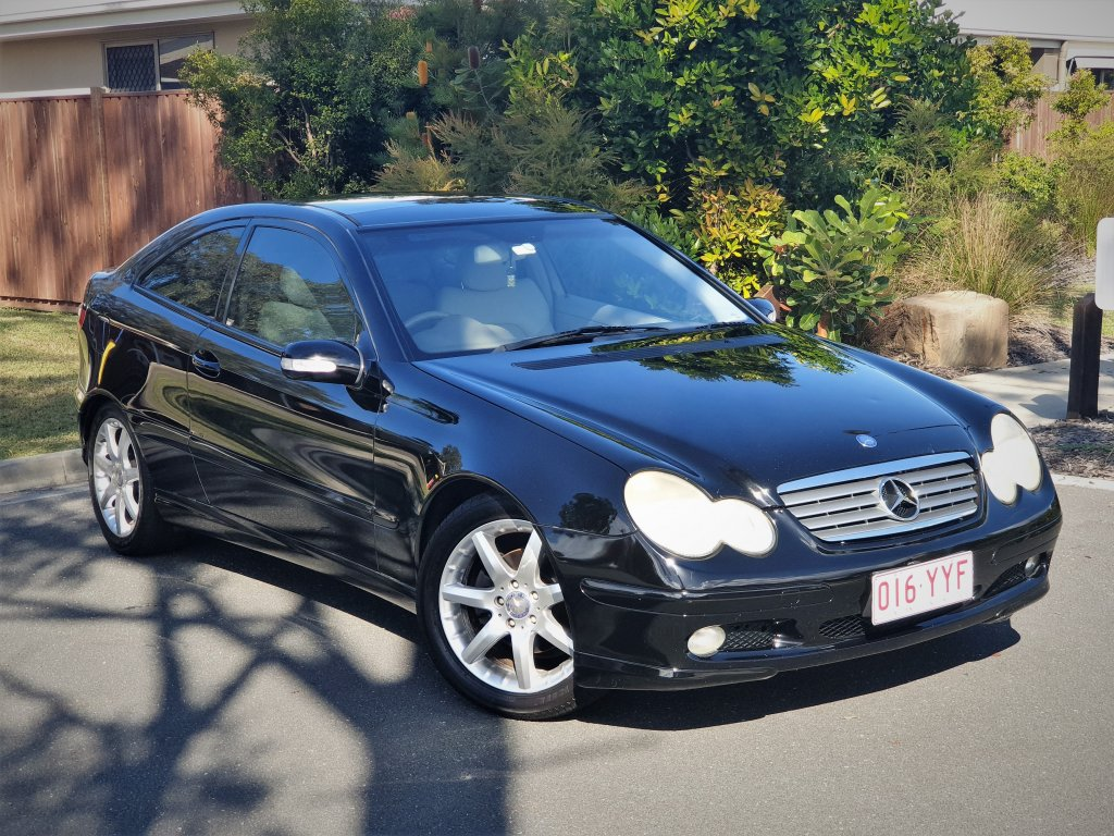 2002 Mercedes-benz C200 Kompressor