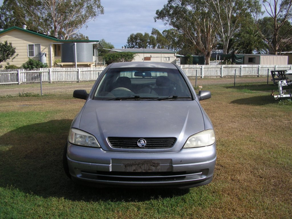 2004 Holden Astra CD Classic TS