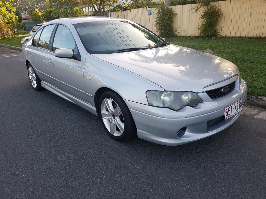 2005 Ford Falcon XR6 BA MKII