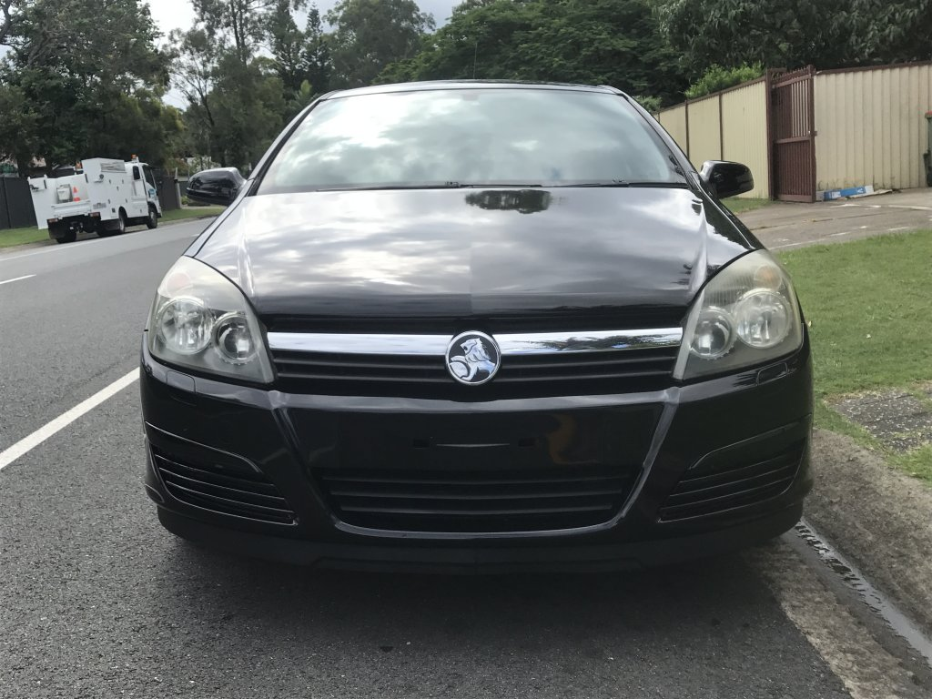 2006 Holden Astra CDX AH MY06