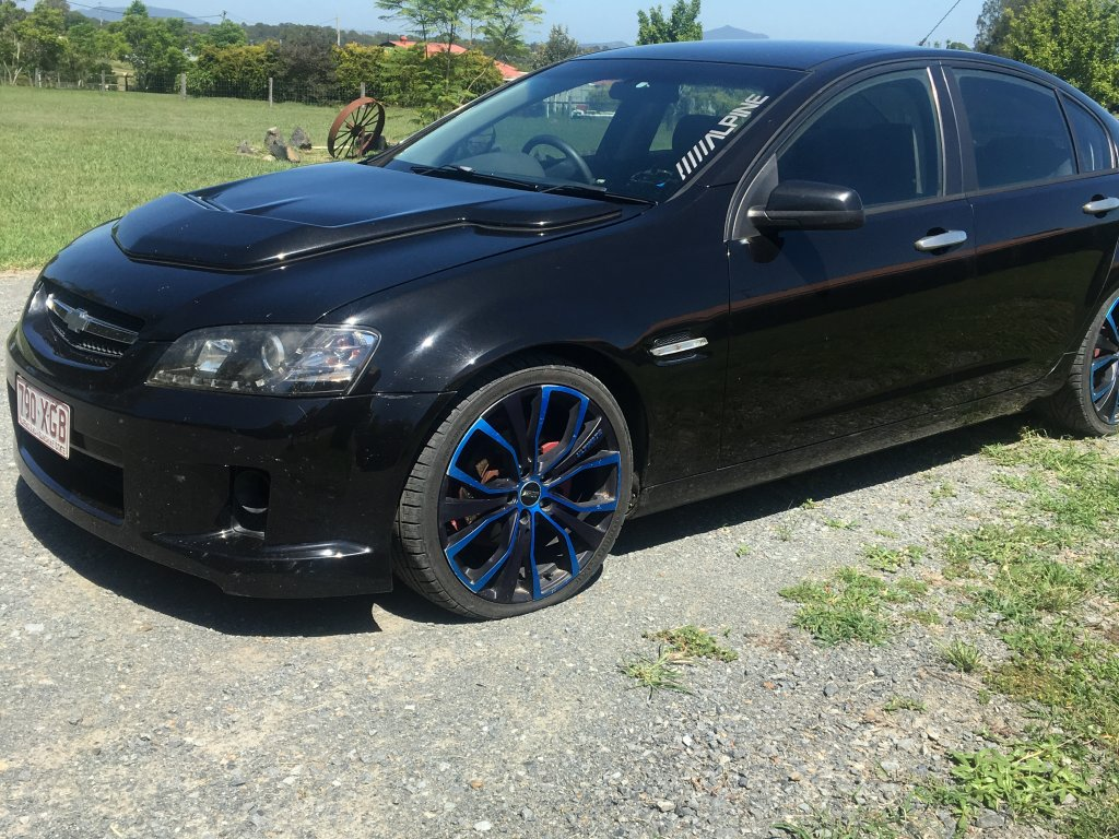 2006 Holden Commodore International VE My09.5