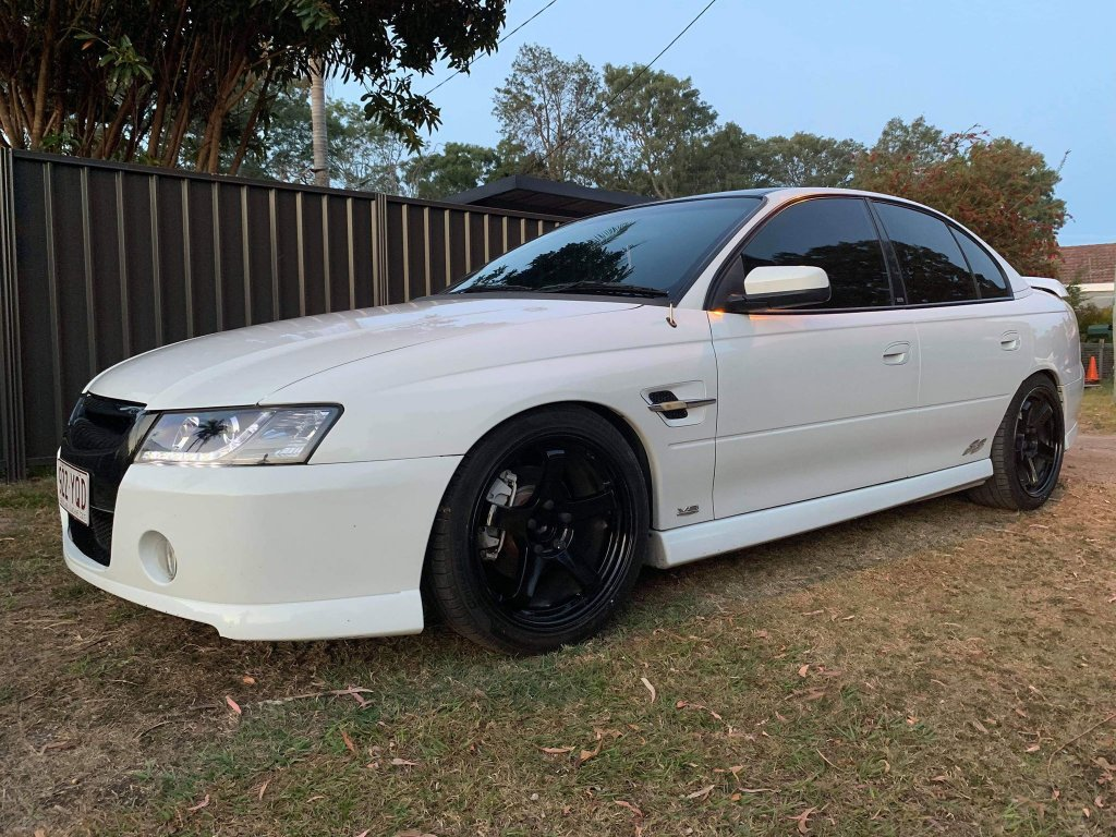 2006 Holden Commodore SS VZ MY06