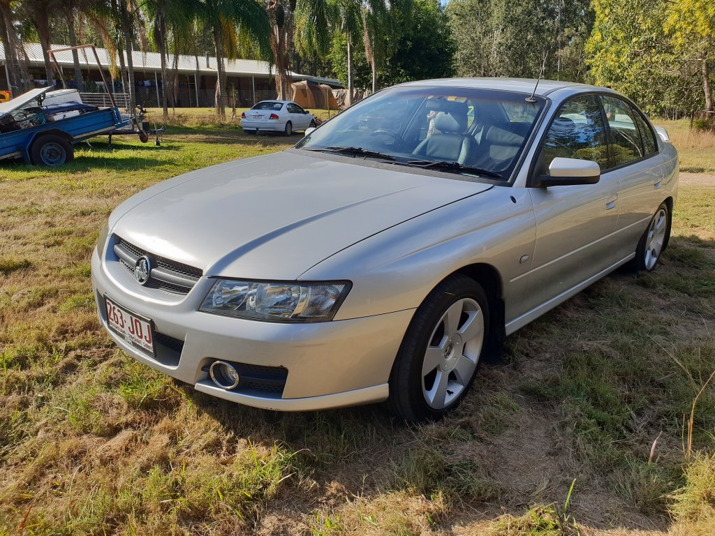 2006 Holden Commodore SVZ VZ MY06