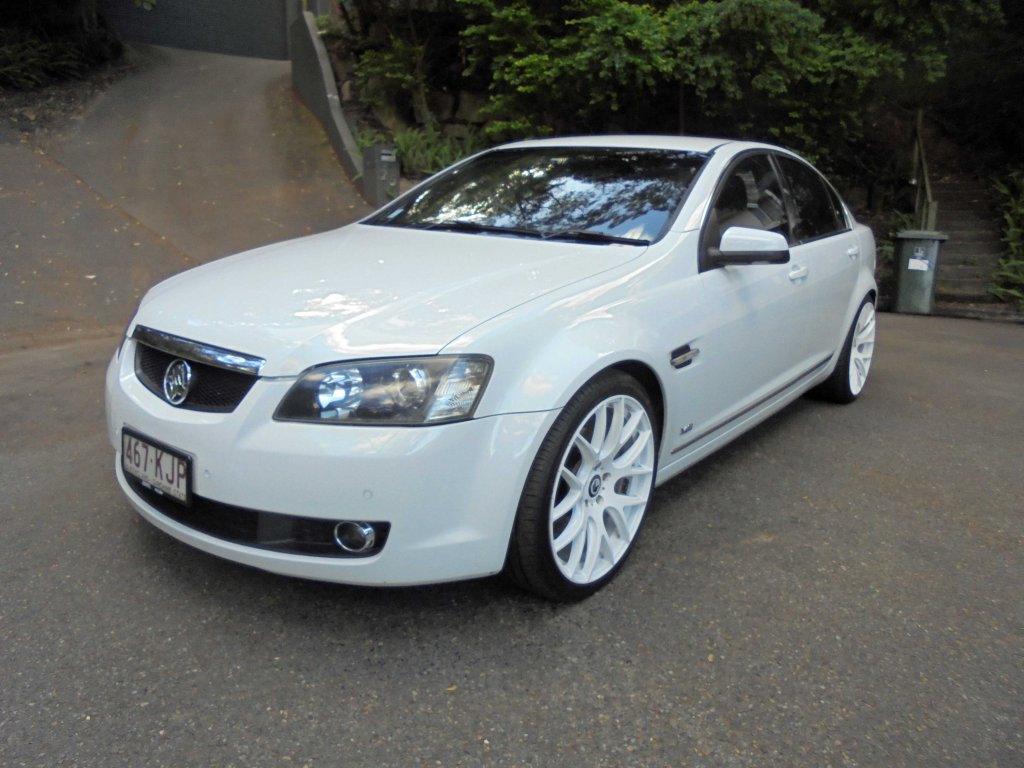 2007 Holden Calais V VE