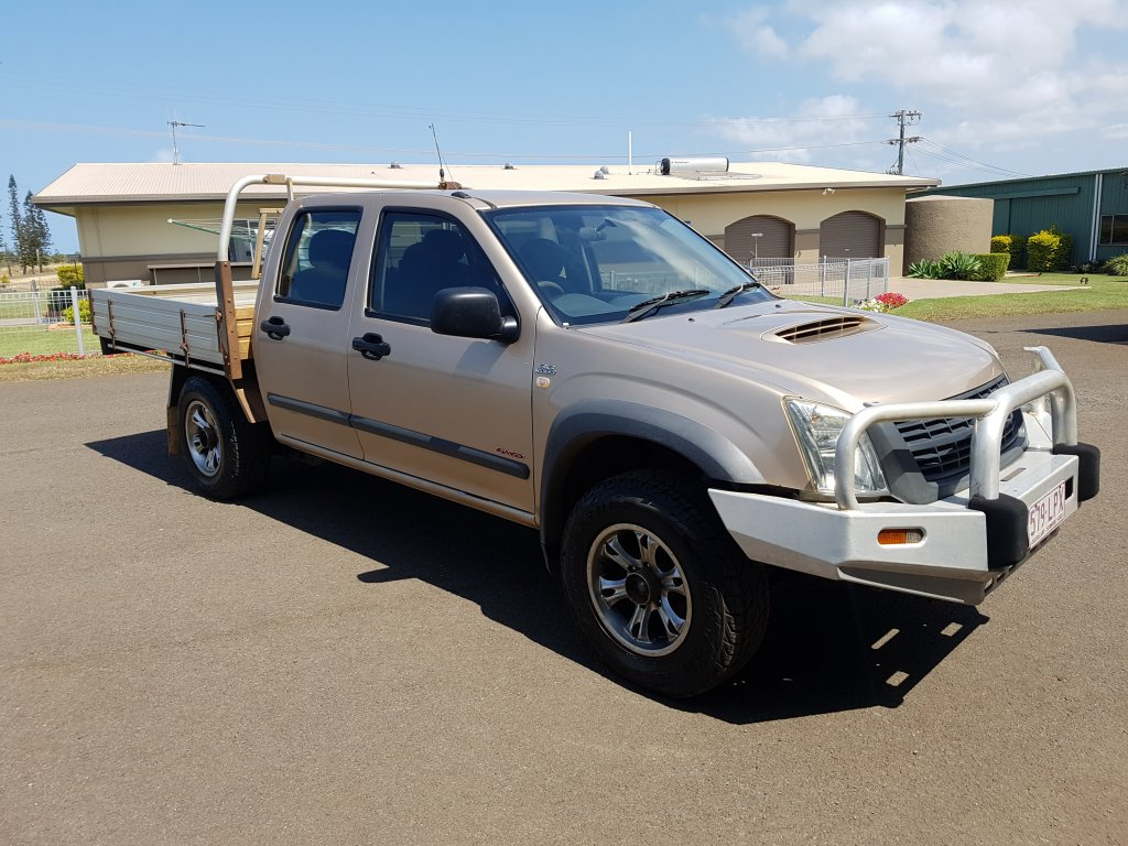 2007 Holden Rodeo LT (4X4) RA MY07