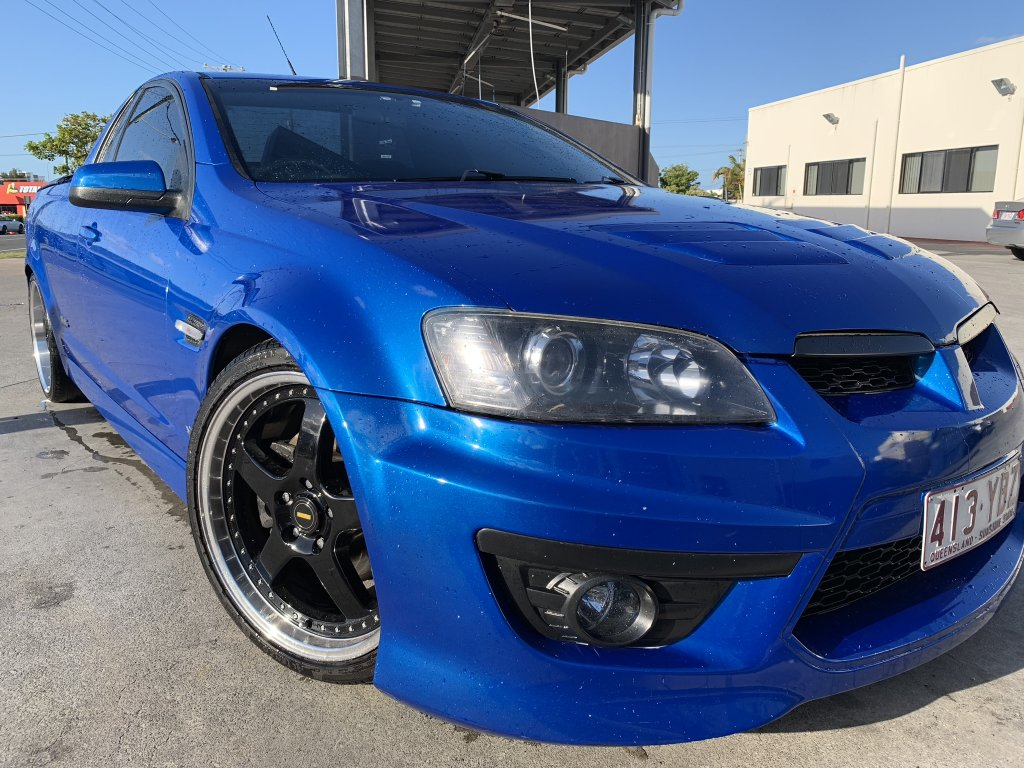 2009 Holden Commodore SS-V 60TH ANN VE My09.5