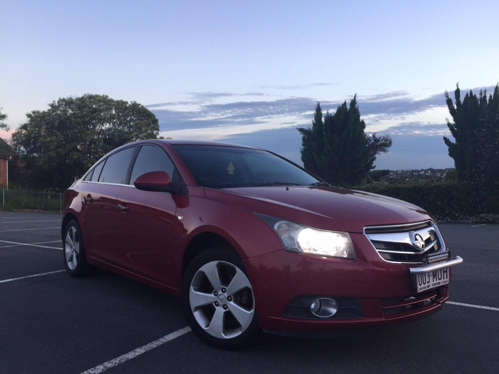 Holden cruzes for sale on boostcruising its free and it works 2009 holden cruze cdx jg vanachro Images