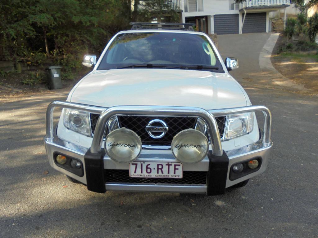2011 nissan pathfinder ti 4x4 r51 series 4