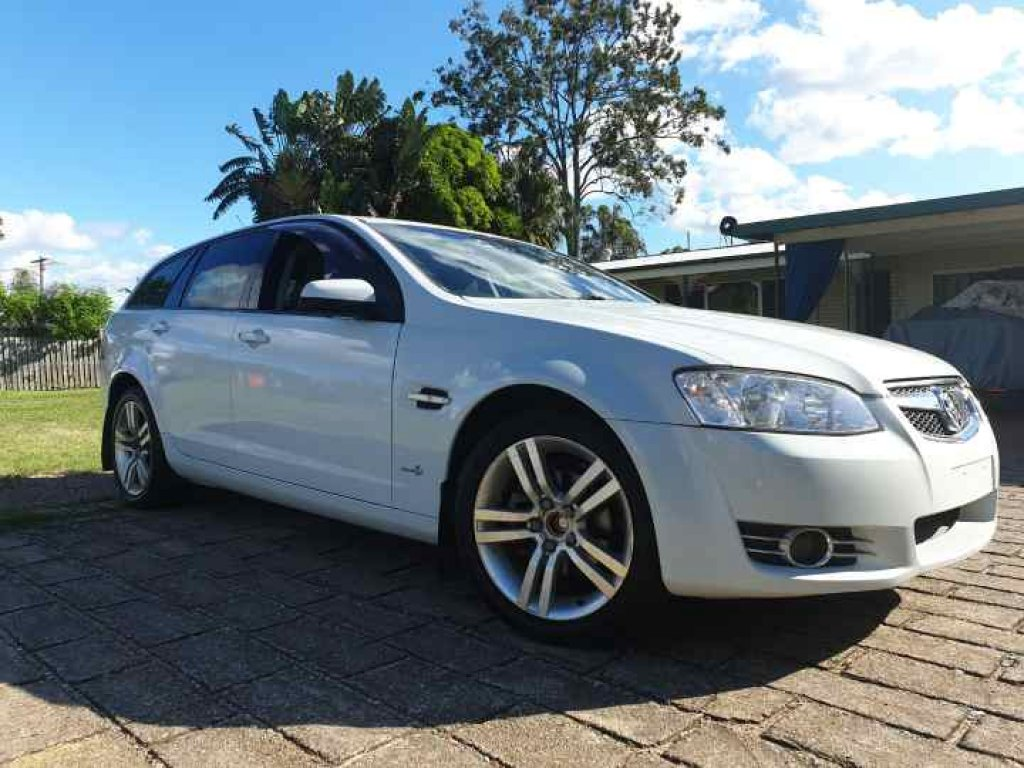2013 Holden Commodore Omega VE II