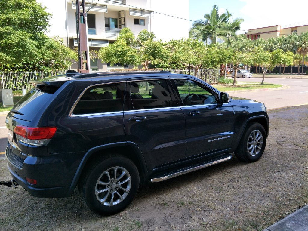 2013 Jeep Grand Cherokee Laredo (4X2) WK MY14