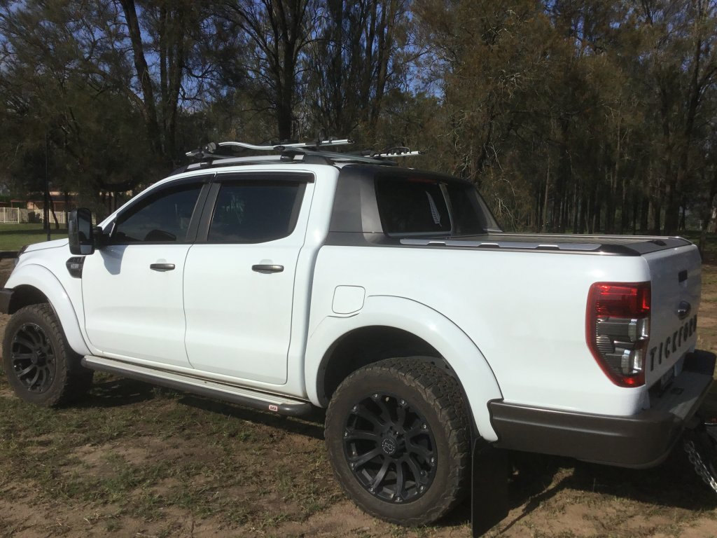 2017 Ford Ranger Wildtrack 3.2 (4X4) PX