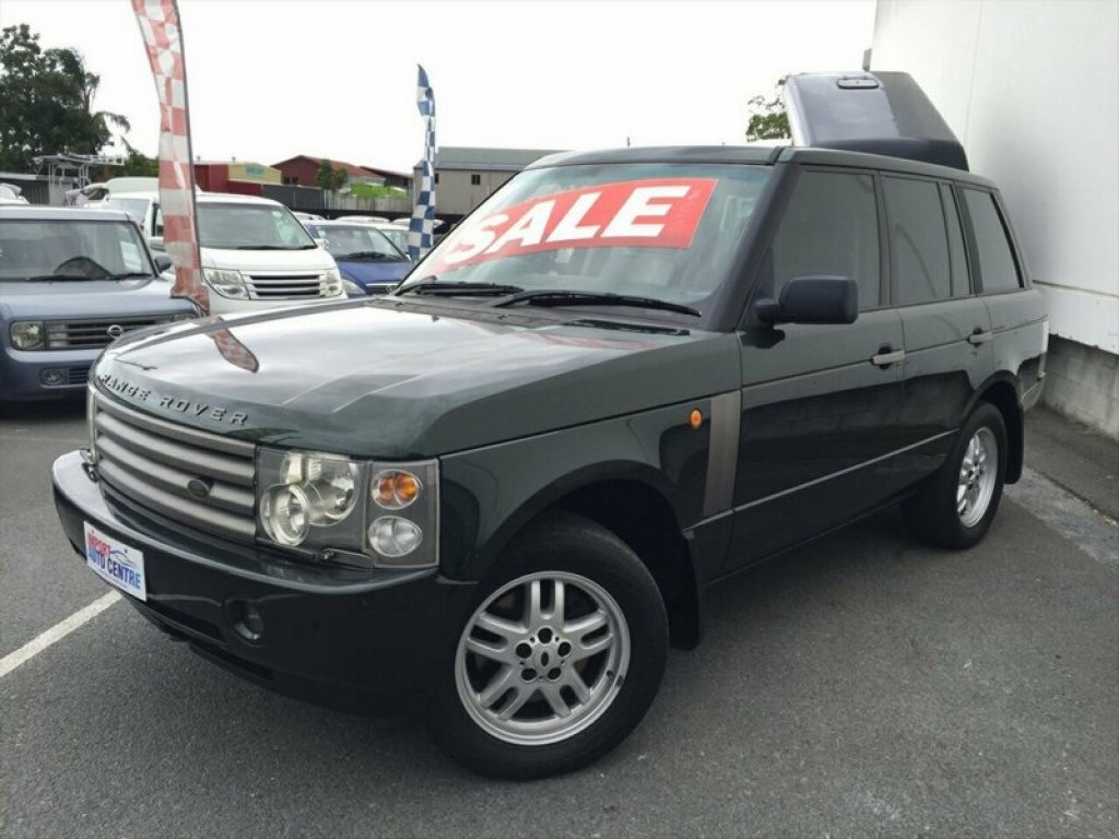 2002 LAND Rover Range Rover HSE Sports