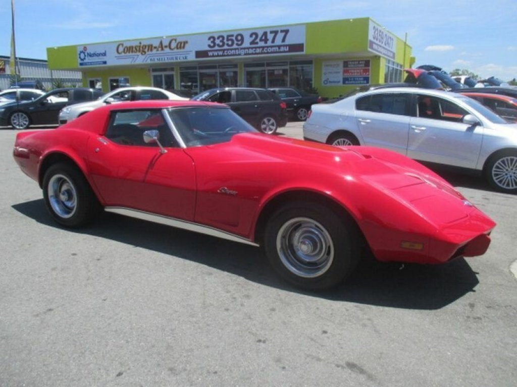 1976 Chevrolet Corvette Stingray Sting RAY