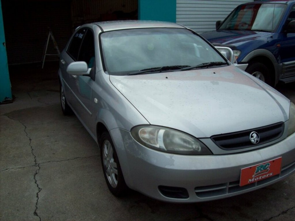 Holden viva cars for sale on boostcruising its free and it works 2005 holden viva jf vanachro Choice Image